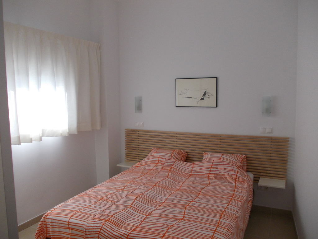 Huurhuis direct aan zee, El Campello, Alicante, Coveta Fuma